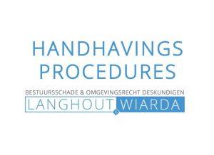 handhavingsprocedures-langhout-wiarda-omgevingsrecht