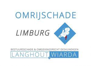 Omrijschade-bestuursschade-planschade-Limburg-Langhout-Wiarda