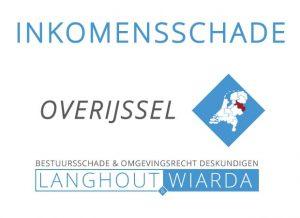 Inkomensschade-planschade-Overijssel-Langhout-Wiarda