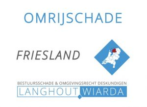 Langhout-Wiarda-omrijschade-Friesland-leeuwarden-planschade