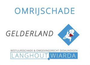 Langhout-Wiarda-omrijschade-gelderland-arnhem-planschade