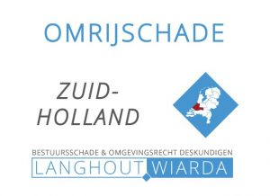 Langhout-Wiarda-omrijschade-zuid-holland-rotterdam-den-haag